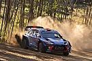 WRC Un problème qui affecte particulièrement Sordo