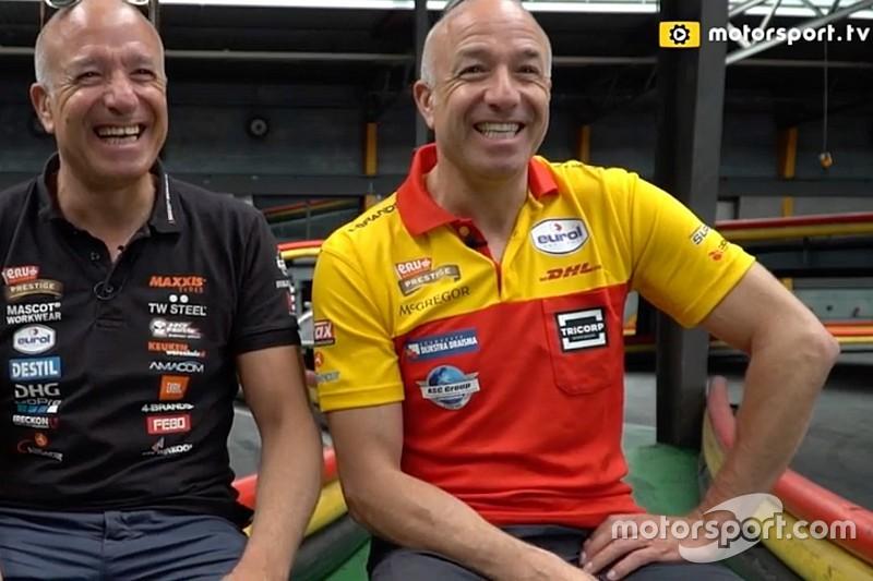 """Video-column Tim en Tom Coronel: """"Waarom zou Verstappen naar Ferrari of Mercedes willen?"""""""