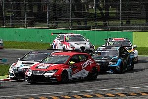 Alpine challenge for the TCR International Series competitors