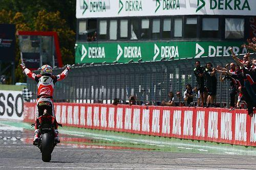 Fotogallery: la doppietta di Ducati e Davies sulla pista di Imola