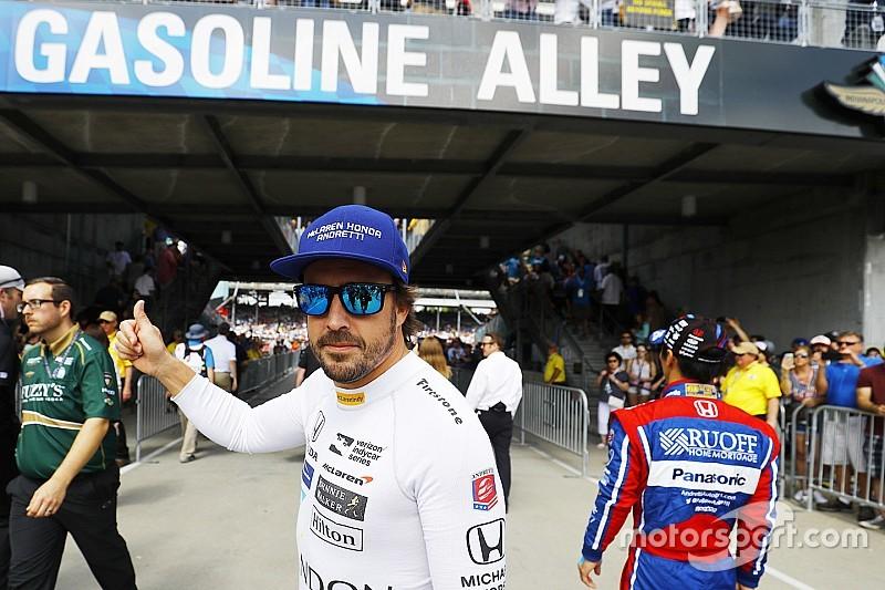 Testet Fernando Alonso schon bald ein IndyCar?