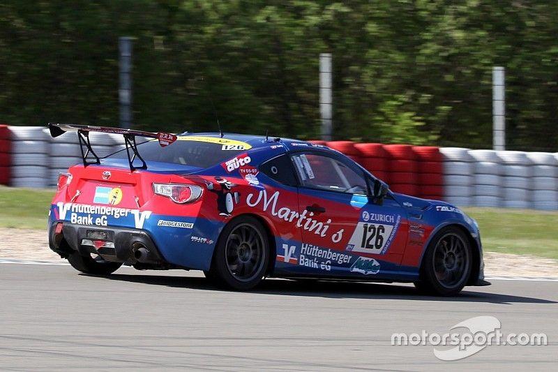 24h Nürburgring : aucune chance pour la rapide Toyota de la Suisse