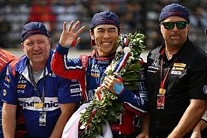 IndyCar 速報ニュース 佐藤琢磨、丸の内のスポーツイベントに登場! カートのデモラン実施