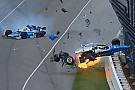 IndyCar Video: terribile incidente tra Dixon e Howard alla Indy 500