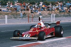 Battuta all'asta a Pebble Beach la Ferrari 312 T di Niki Lauda