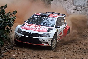 Other rally Leg report India APRC: Gill takes charge as Kreim retires from Leg 1