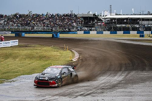 Argentina WRX: Solberg stays on top as qualifying ends