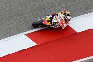 """MotoGP Noticias Márquez: """"Valentino peleará por el podio y por qué no por la victoria"""""""