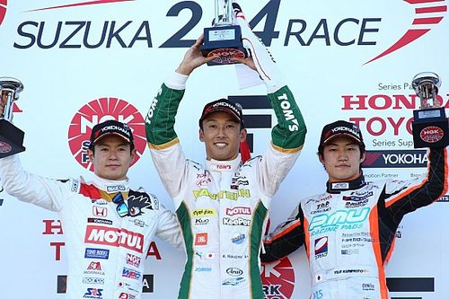Super Formula Suzuka: Nakajima dominasi balapan pembuka 2017