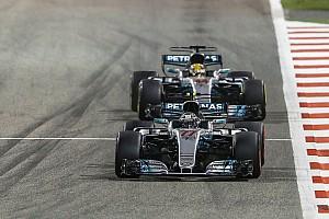 Formel 1 News F1 2017: Valtteri Bottas sieht sich auf Niveau von Lewis Hamilton