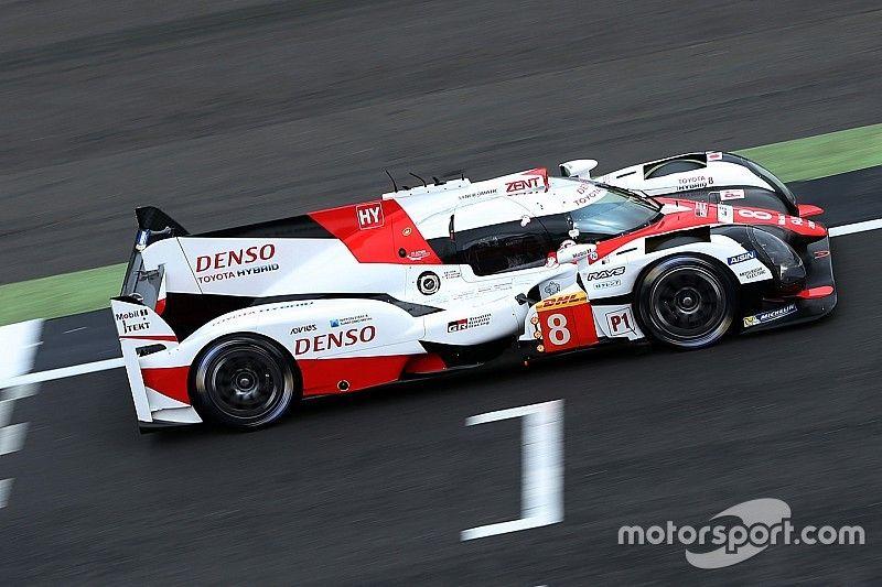 Silverstone, Libere 3: la Toyota di Davidson ancora la più veloce