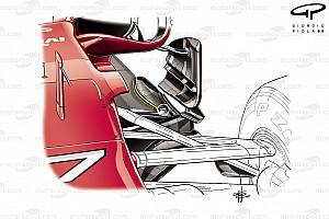 Top 5: Die besten technischen Lösungen der Formel 1 2017
