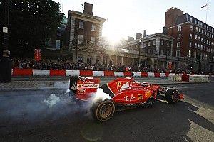 F1 fará exibição no centro de Milão antes do GP da Itália