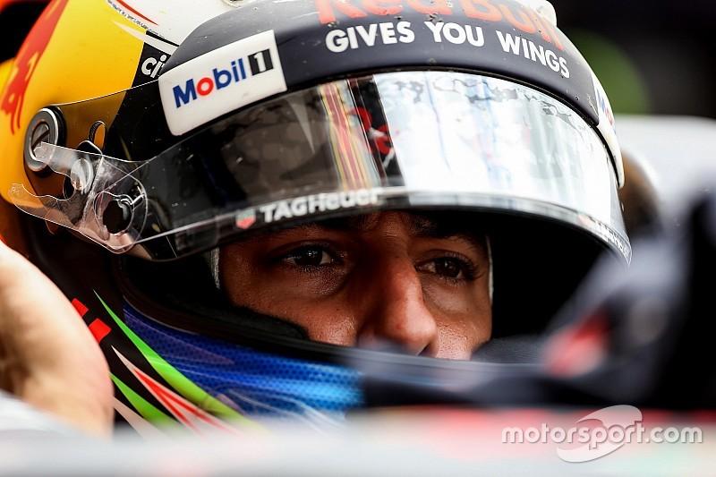 Ricciardo dijatuhi penalti grid setelah ganti girboks