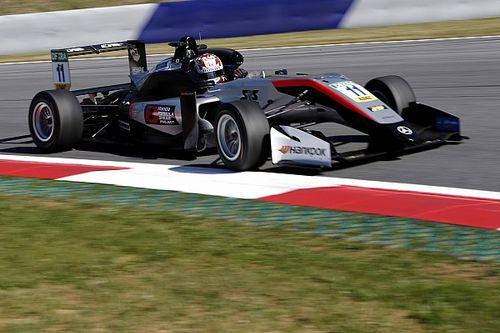 【F3欧州テスト】:牧野、トップから0.197秒差で総合7位。佐藤17位