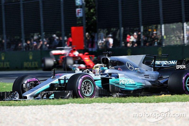 Mercedes will Gewicht des Formel-1-Autos 2017 reduzieren