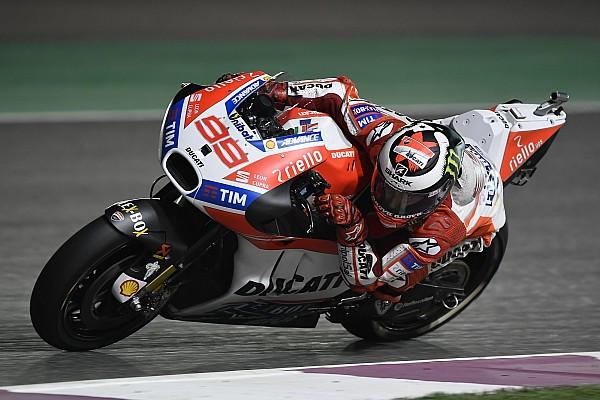 MotoGP 2017: Jorge Lorenzo beim Ducati-Debüt