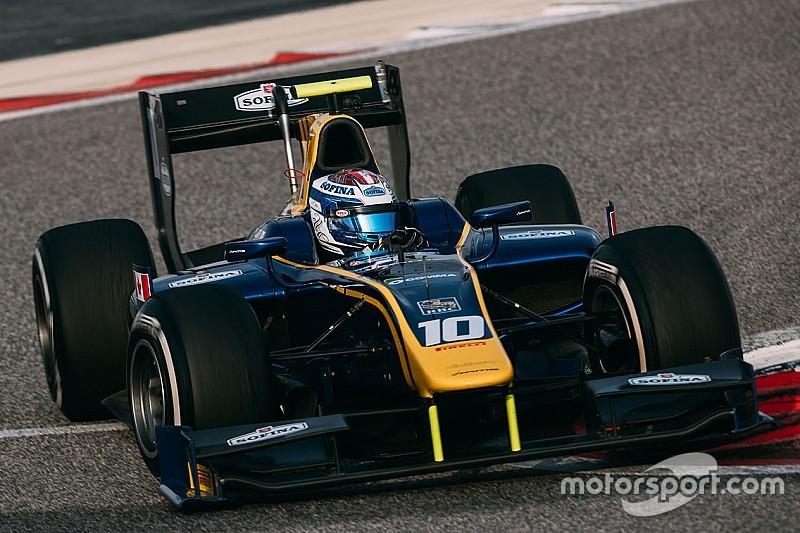 Latifi puncaki hari kedua tes Bahrain, Gelael P18