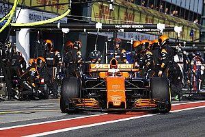 【F1】バンドーン「完走は期待していなかった。ちょっとした成果だ」