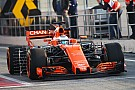 McLaren delayed by Honda oil system issue