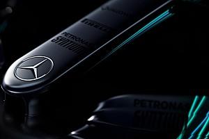 Mercedes samai tanggal peluncuran mobil F1 2018 Ferrari