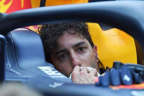 Daniel Ricciardo: Ganze Zeit im ersten Sektor verloren