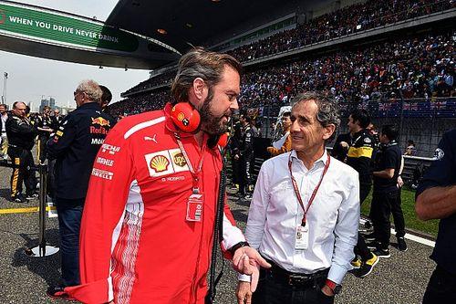 Alain Prost elhagyja a Renault e.dams Formula-E csapatát