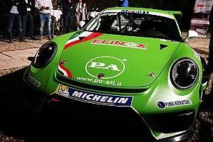 Alberto Cerqui con Dinamic Motorsport nella Porsche Supercup 2018