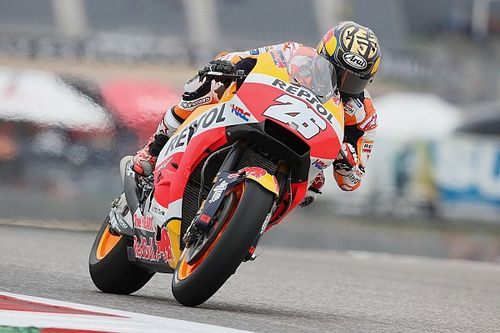 """Pedrosa: Austin points would give pain """"meaning"""""""