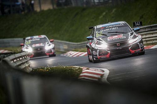 Герьери и Бьорк стали победителями гонок WTCR на «Нюрбургринге»