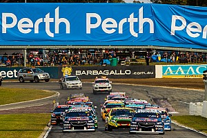 New WA Supercars deal waiting on Perth night race trial