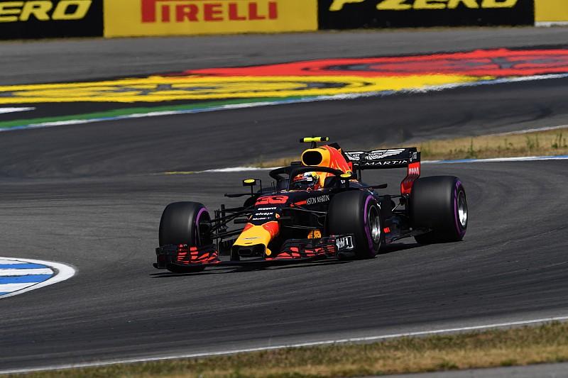 Гран Прі Німеччини: Ферстаппен оновив рекорд траси у другій практиці