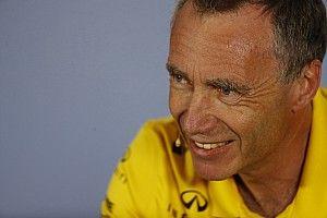 Bob Bell prend du recul chez Renault