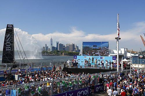Dos carreras para decidir el campeón: horarios del ePrix de Nueva York
