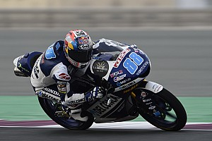 Moto3 Race report Qatar Moto3: Martin outduels Canet to win by 0.023s