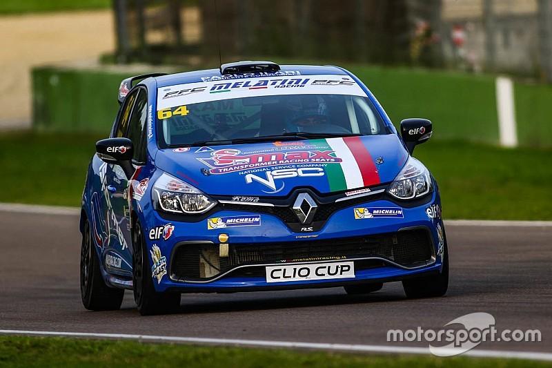 Il Melatini Racing conferma Max Ciocca e punta al tris