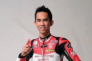 Gerry Salim comeback balap SuperSports 600cc