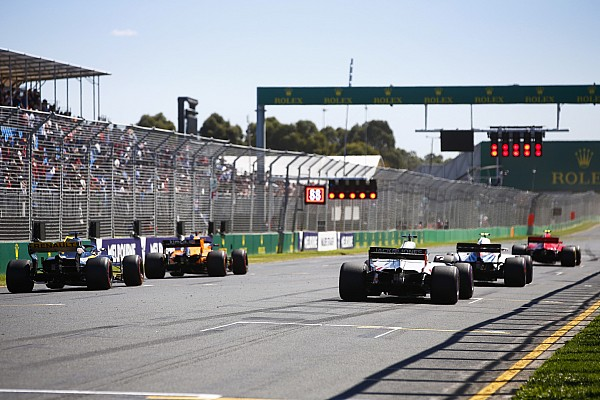 Формула 1 Блог Блог Подзігуна: Який він - ідеальний сценарій Гран Прі Австралії?