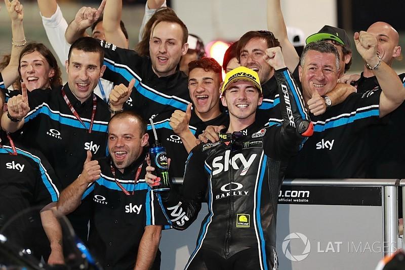 Mondiale Moto2 2018: Bagnaia si porta a +10 su Marquez e Pasini
