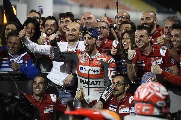 MotoGP Ducati dans l'obligation de renouveler Dovizioso