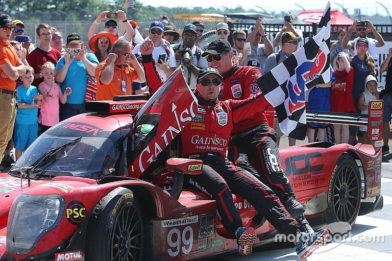 JDC-Miller, Ford, Turner ganan una épica carrera en Watkins Glen