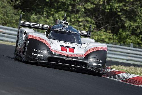 Vidéo - La caméra embarquée du record de Porsche au Nürburgring