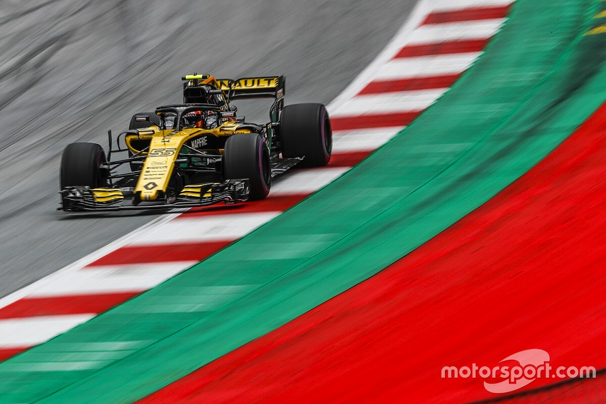 Renault hará una prueba en el Red Bull Ring