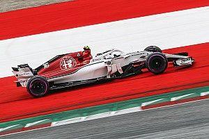 2017'ye kıyasla Avusturya'da en çok Sauber, en az Force India gelişti