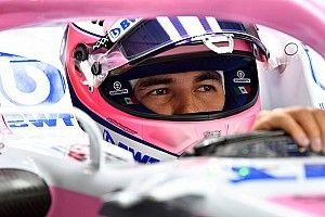 Perez: Yarış hiç kolay olmayacak