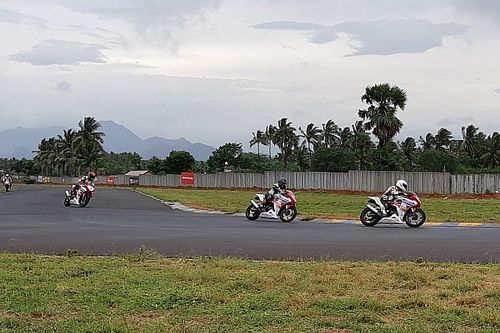 Coimbatore Honda Talent Cup: Kumar beats Shetty in emphatic duel