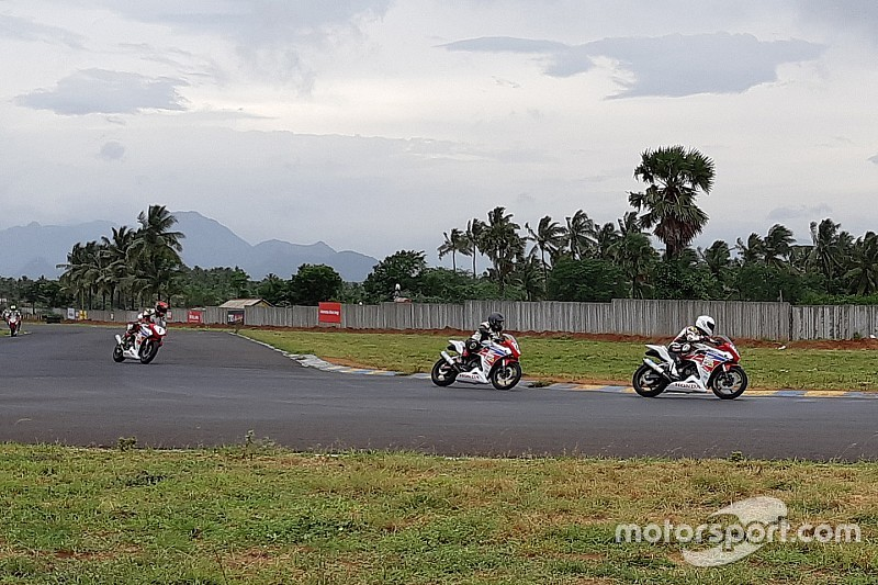 Coimbatore Honda Talent Cup: Kumar beats Shetty in emphatic duel