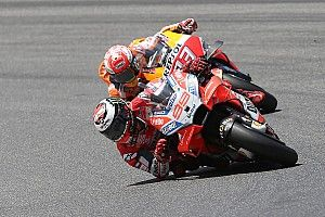 "Marquez: ""Impossible"" to beat Lorenzo even without crash"