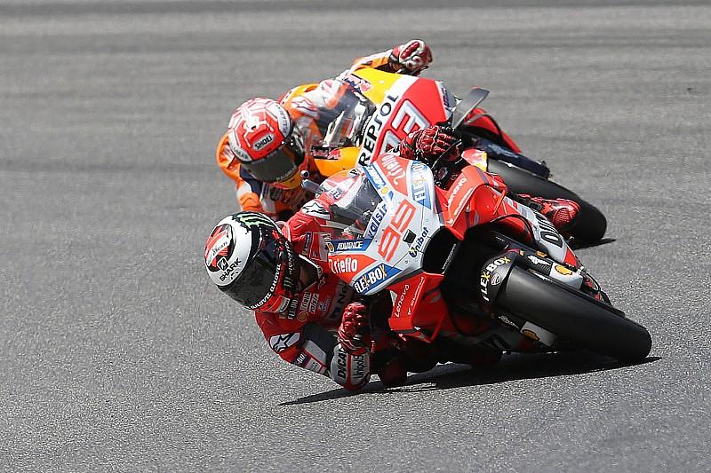 Resmi: Lorenzo 2019'da Honda adına yarışacak!