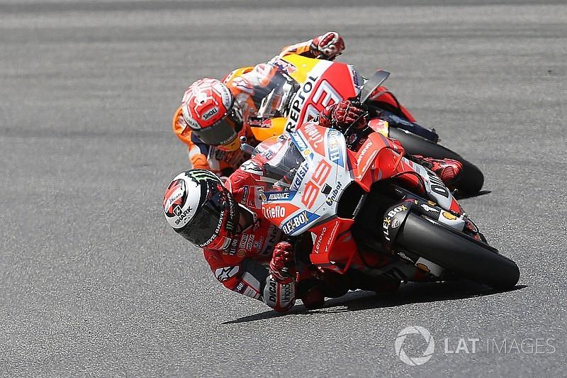 Para Márquez, tirar vitória de Lorenzo era impossível